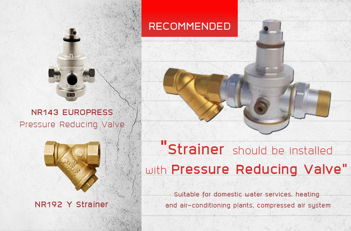 What is Pressure Reducing Valve ?